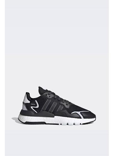 adidas Erkek  Sneakers FW2055 Siyah